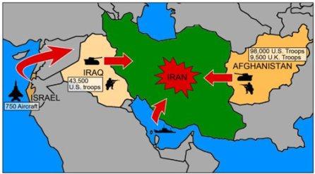 Plan to Attack Iran