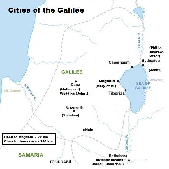 Galilee in Jesus' Day