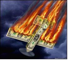 dollar revolt