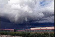 California super storm