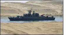 Iran Suez
