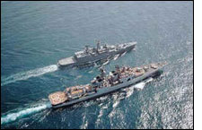 Iranian warships