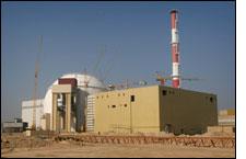 russian nuclear reactor