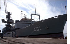 Iran sends ships to US waters