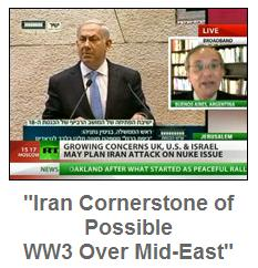 Iran Cornerstone of Possible WW3 Over Mid-East