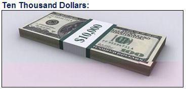 US $10,000