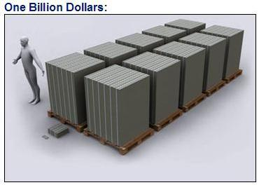 US $1 billion