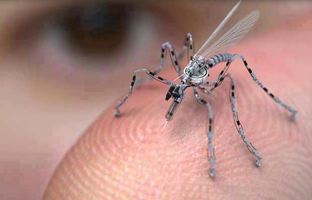 Mosquito Drone