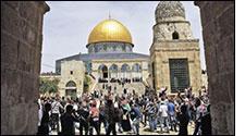 Jews Want Temple Rebuilt