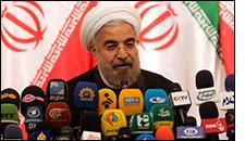 President Minister Rouhani