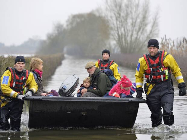 English Floods