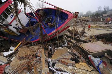 Chilean quakes