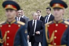 Russia Battle Ready