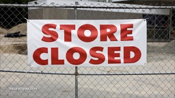 Store closed
