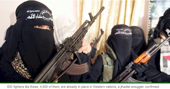 ISIS Fighters