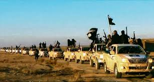 ISIS Toyotas