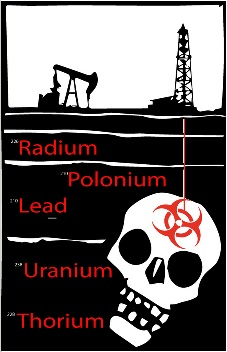 Fracking Releases Radiation
