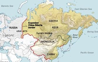 Russian China