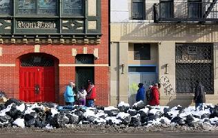 New York Homeless