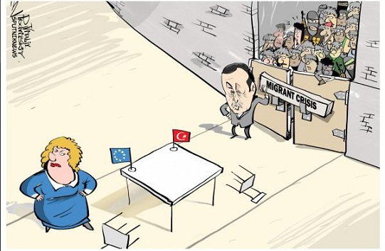 Turkey migrant