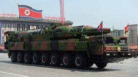 N. Korean missile