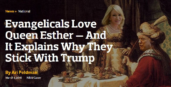 Trump and Esther