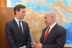 Kushner and Netanyahu