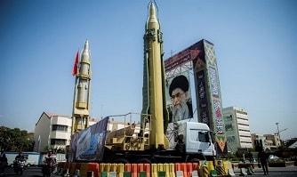 Missiles in Tehran