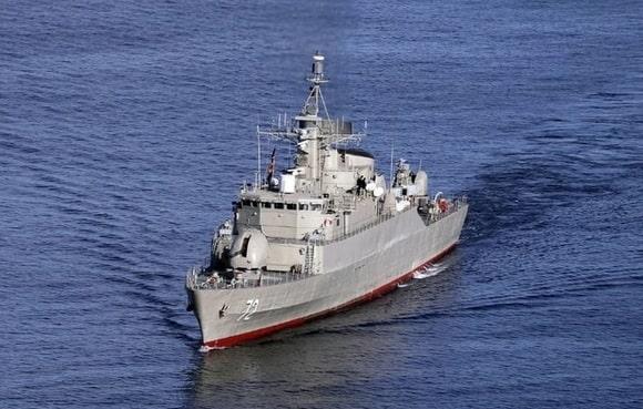 Iranian vessel