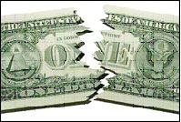 USD broken
