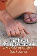 Biblical Forgivneness