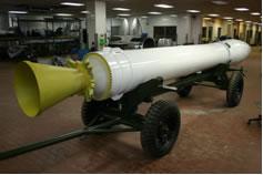 Iran placing missiles
