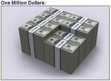 US $1 million