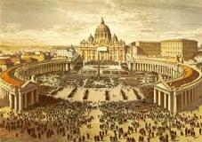 Vatican calls for New World Order