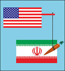 Reckon with Iran