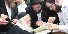 Rabbi Kanievsky