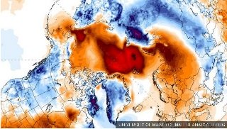 Arctic Heat Wave