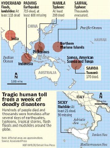 why earthquakes