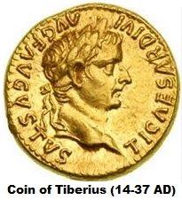 Tiberius' coin